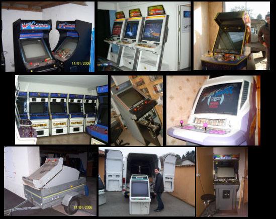 Le guide de l arcade la maison neo arcadia - Borne d arcade maison ...