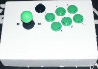"""Le joystick japonais, """"J-Stick"""" avec boule"""