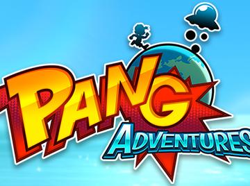Pang Adventures Logo