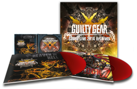 Guilty Gear Let's Rock Edition 2