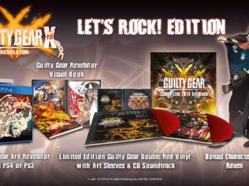 Guilty Gear Let's Rock Edition