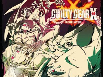 Guilty Gear Xrd Revelator Boxart