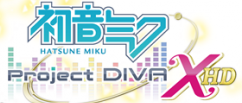 Project Diva X HD Logo