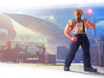 Street Fighter V - Guile