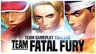 KOF XIV Fatal Fury