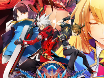 BlazBlue_Centralfiction_(Arcade_Poster,_Act_I)