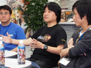 SNK Interview (2)