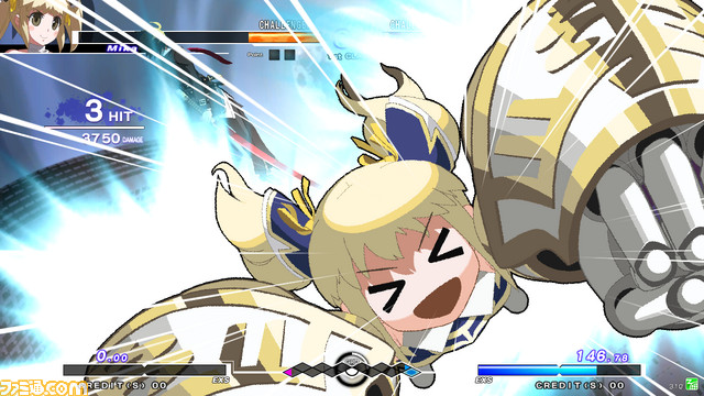 Under Night In Birth Exe Late(st) - Mika9