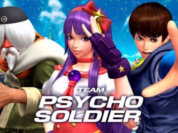 KOF XIV - Team Psycho Soldier