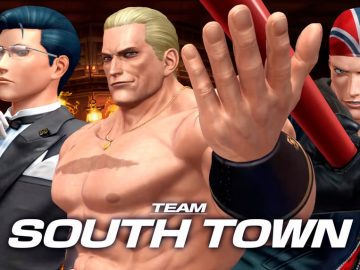 KOF XIV - Team South Town