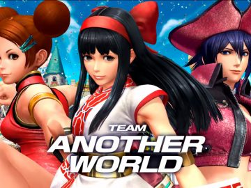 KOF KIV - Team Another World
