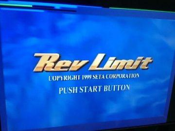 Rev Limit 01