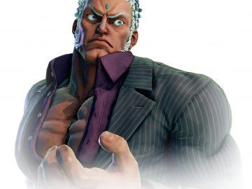 Street Fighter V - Urien